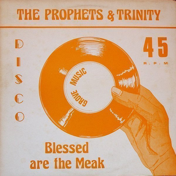 Tommy Mc Cook - Blessed Are The Meak / Stepping High