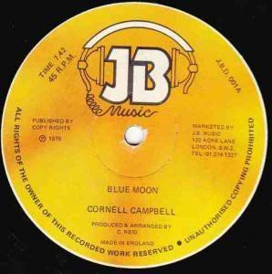 Tommy Mc Cook - Blue Moon
