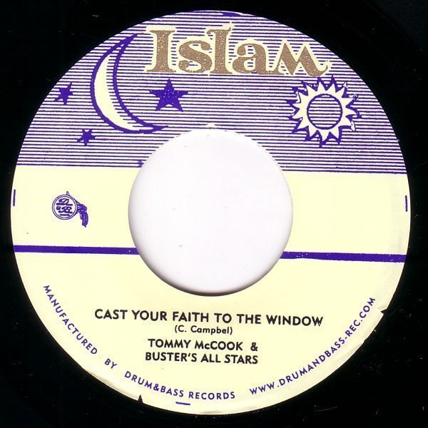 Tommy Mc Cook - Cast Your Faith To The Window / I Am The Greatest