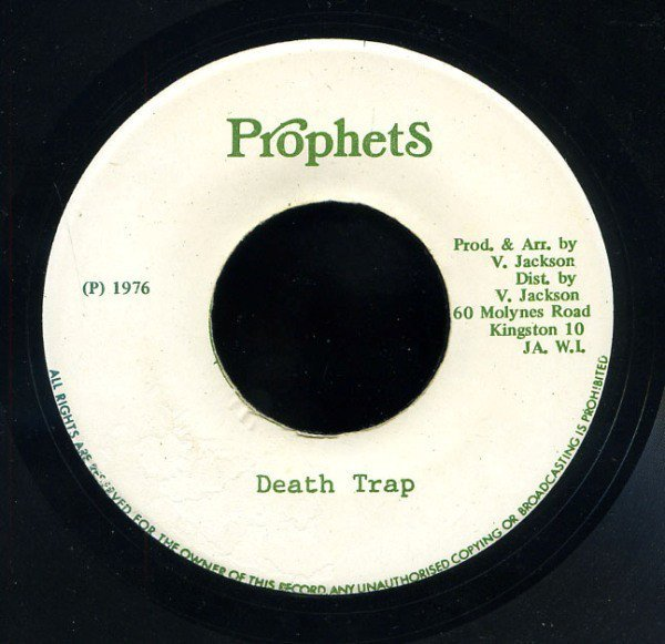 Tommy Mc Cook - Death Trap
