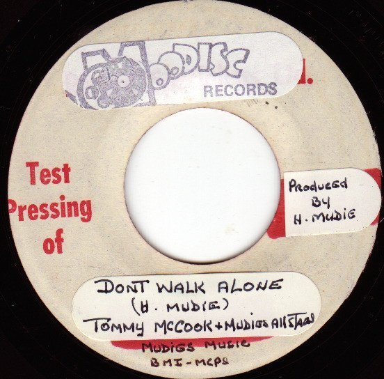 Tommy Mc Cook - Drifter On The Ball / Don