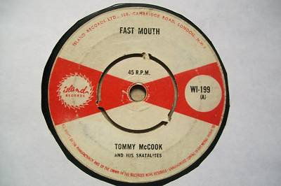 Tommy Mc Cook - Fast Mouth