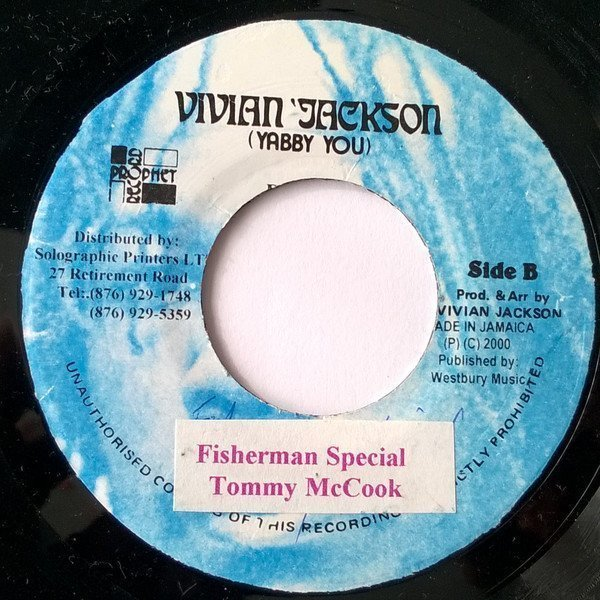 Tommy Mc Cook - Fisherman Special