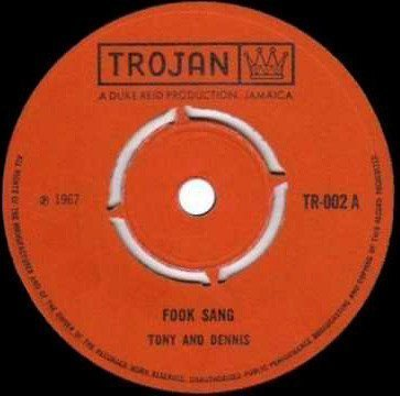 Tommy Mc Cook - Fook Sang / Starry Night