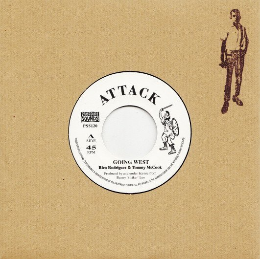 Tommy Mc Cook - Going West / Joe Lewis