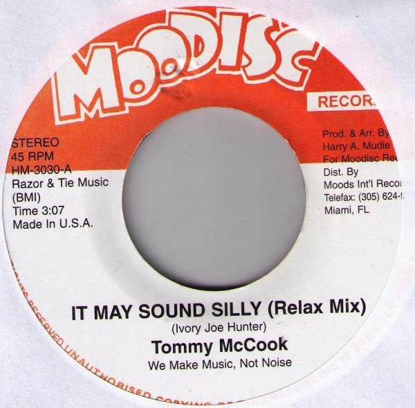 Tommy Mc Cook - It May Sound Silly