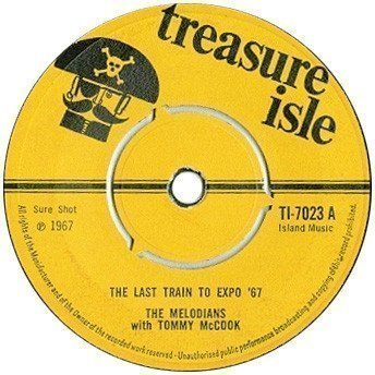 Tommy Mc Cook - Last Train To Expo