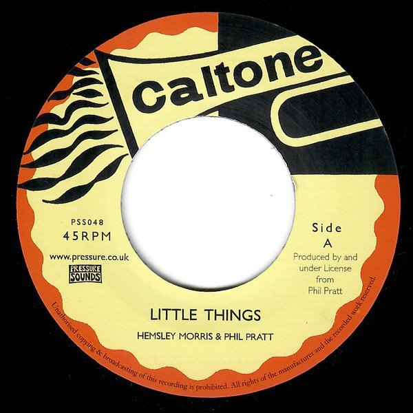 Tommy Mc Cook - Little Things