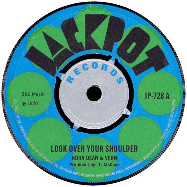 Tommy Mc Cook - Look Over Your Shoulder / The Kiss