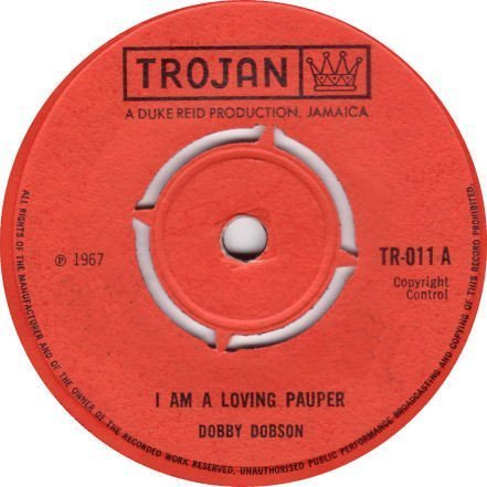 Tommy Mc Cook - Loving Pauper / Sir Don