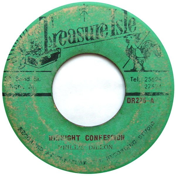 Tommy Mc Cook - Midnight Confession