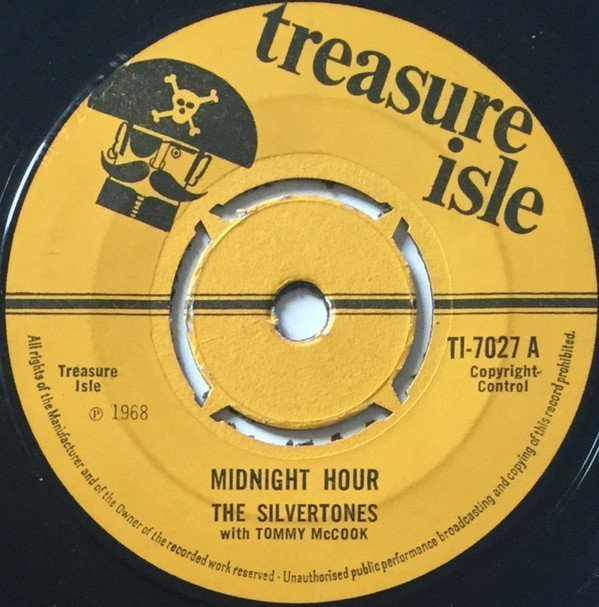 Tommy Mc Cook - Midnight Hour / Soul For Sale