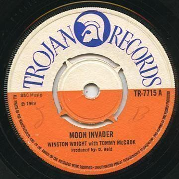 Tommy Mc Cook - Moon Invader / You Gotta Love Me