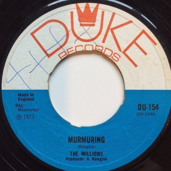 Tommy Mc Cook - Murmuring