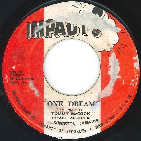 Tommy Mc Cook - One Dream