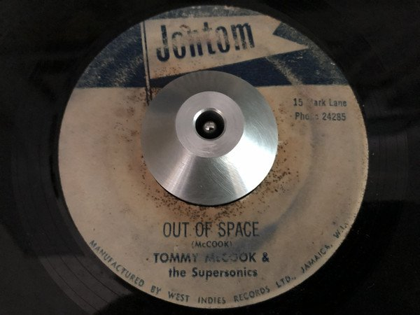 Tommy Mc Cook - Out Of Space / Do Me Good