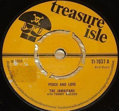 Tommy Mc Cook - Peace And Love