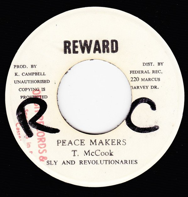 Tommy Mc Cook - Peace Makers