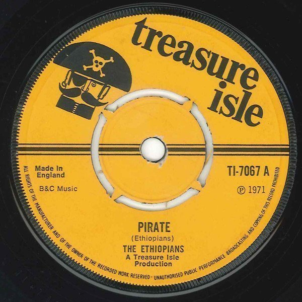 Tommy Mc Cook - Pirate