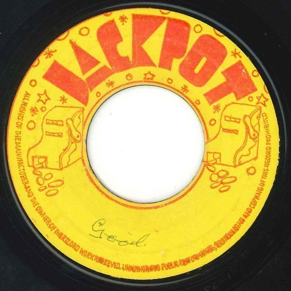 Tommy Mc Cook - Pressure Of Babylon / Tommy