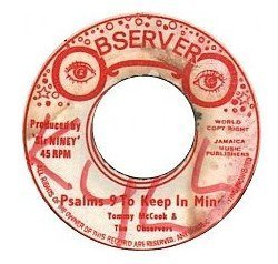 Tommy Mc Cook - Psalms 9 To Keep In Mind