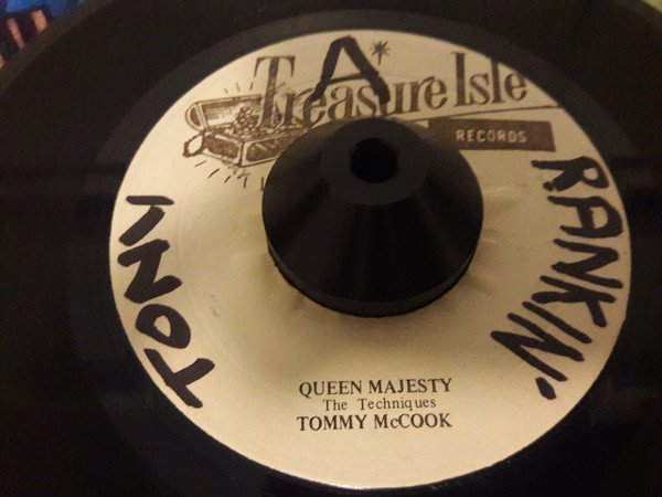 Tommy Mc Cook - Queen Majesty