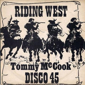 Tommy Mc Cook - Riding West