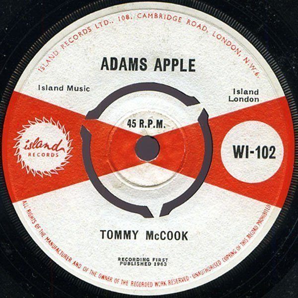 Tommy Mc Cook - Rock Steady / Last Train To Expo