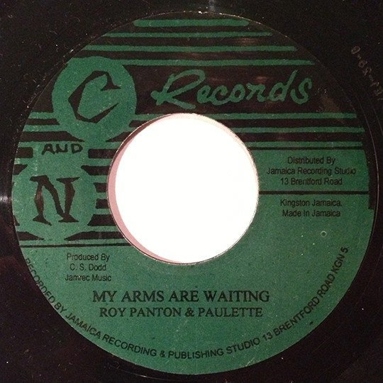 Tommy Mc Cook - Sampson / My Arms Are Waiting