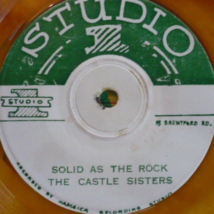 Tommy Mc Cook - Solid As The Rock / Dont Slam The Door
