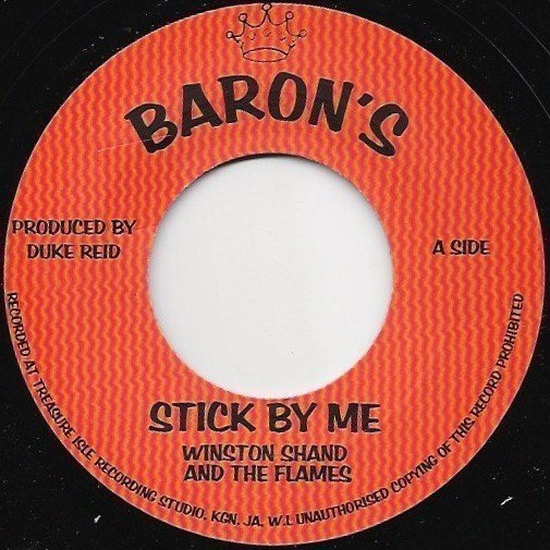 Tommy Mc Cook - Stick By Me / Windfall