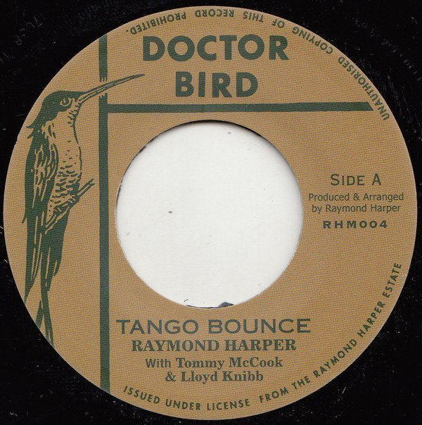 Tommy Mc Cook - Tango Bounce / Yours