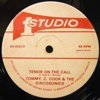 Tommy Mc Cook - Ten To One / Tenor On The Call