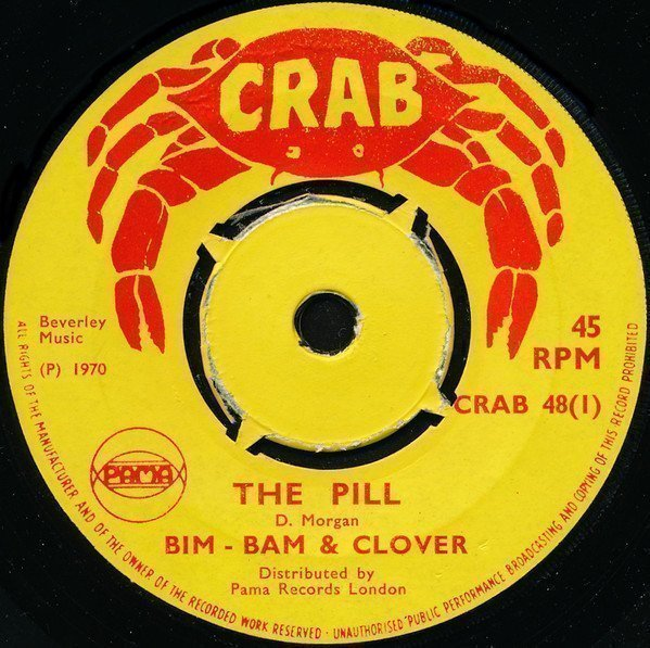 Tommy Mc Cook - The Pill / Spring Fever