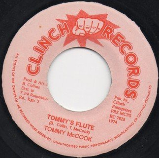 Tommy Mc Cook - Tommy