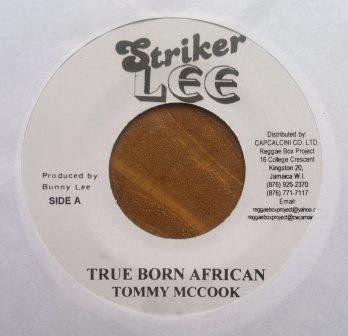 Tommy Mc Cook - True Born African / African Version