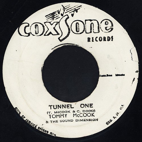 Tommy Mc Cook - Tunnel One