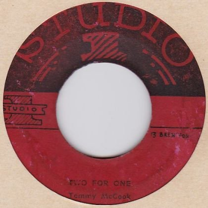Tommy Mc Cook - Two For One / I Don