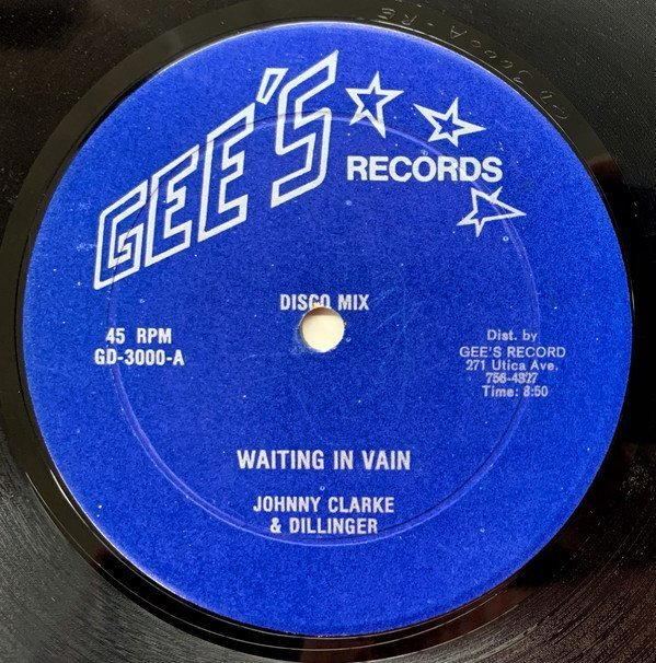 Tommy Mc Cook - Waiting In Vain