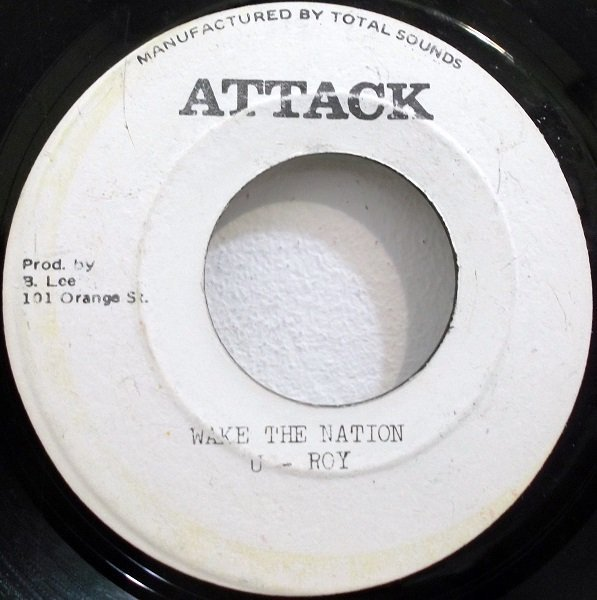 Tommy Mc Cook - Wake The Nation / Canon