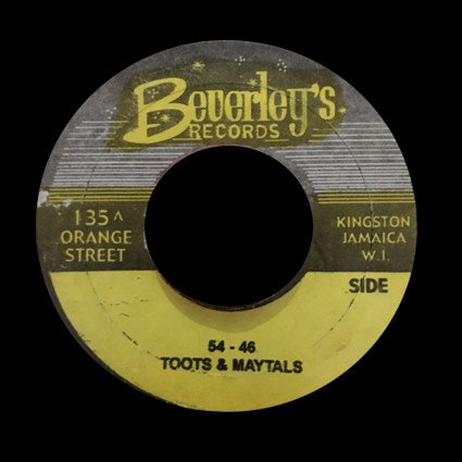 Toots And The Maytals - 54 - 46