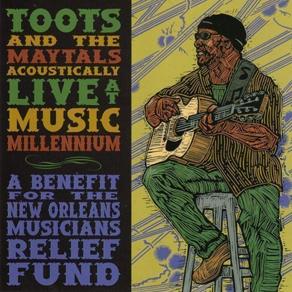 Toots And The Maytals - Acoustically Live at Music Millennium