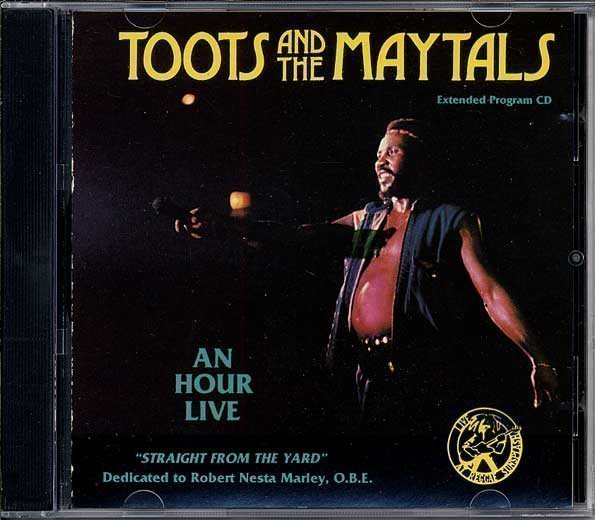 Toots And The Maytals - An Hour Live