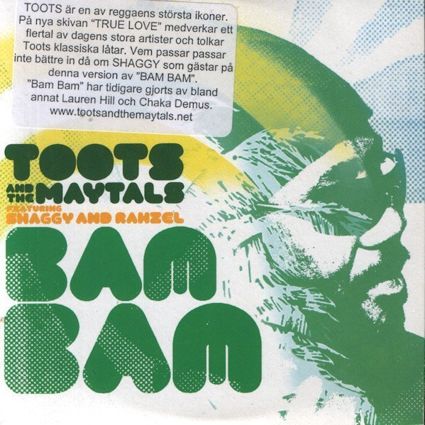 Toots And The Maytals - Bam Bam