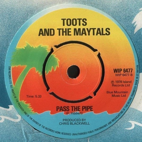 Toots And The Maytals - Famine