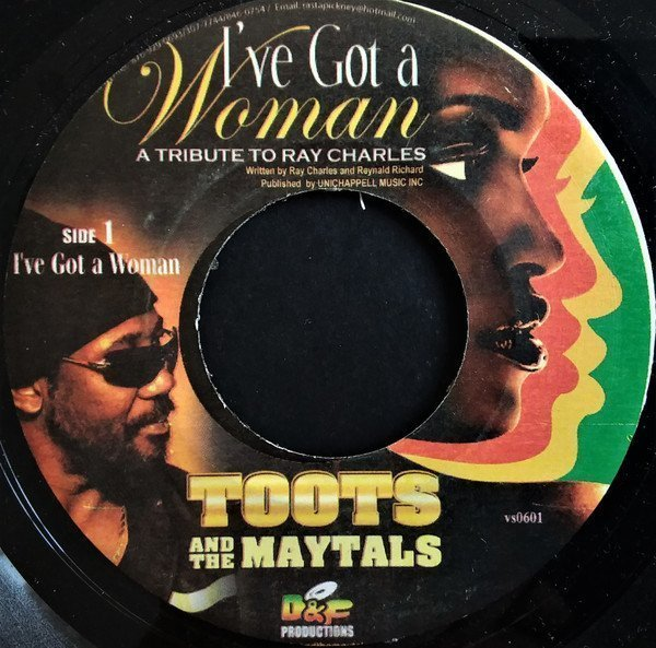 Toots And The Maytals - I