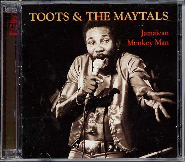 Toots And The Maytals - Jamaican Monkey Man