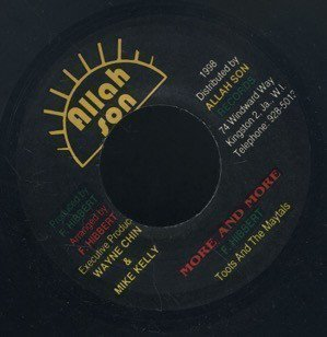 Toots And The Maytals - More And More / Version