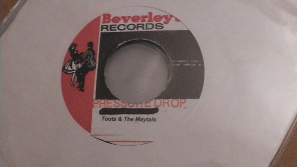 Toots And The Maytals - Pressure Drop / Mother