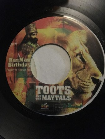 Toots And The Maytals - Ras Mas Birthday